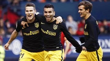 2016-11-27 La Liga: Atletico nie składa broni, wpadka Villarreal