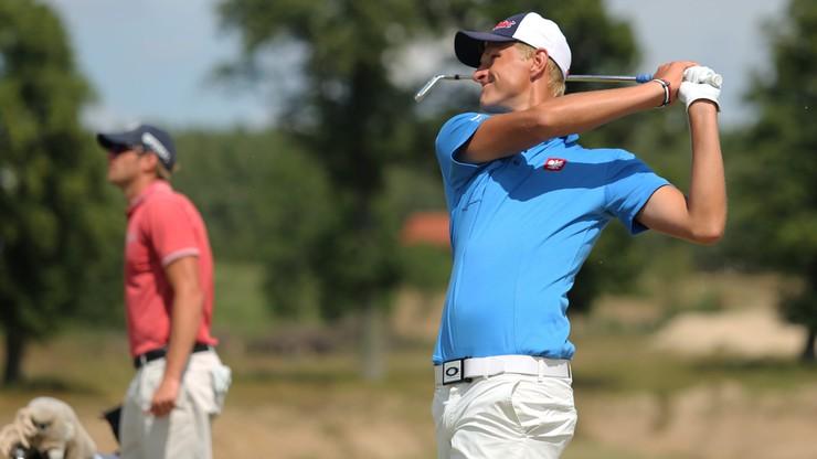 Adrian Meronk Golfistą Roku