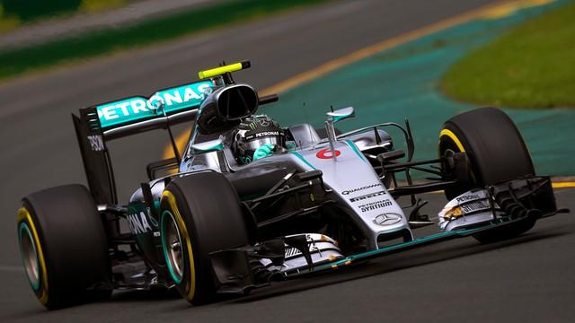 Nico Rosberg wygrał Grand Prix Australii