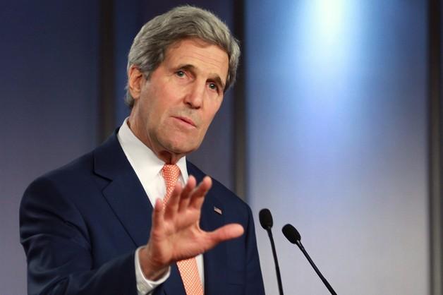 Kerry: Rosja podjęła ostatnio konstruktywne działania na Ukrainie