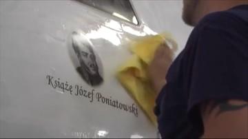 Pierwszy samolot dla VIP-ów wylądował w Warszawie. Gulfstream G550 otrzymał imię ks. Józefa Poniatowskiego