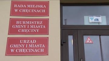13-10-2016 14:04 Wtargnął do gabinetu burmistrza Chęcin z nożem. Usłyszał zarzuty