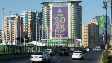 2015-12-01 F1 wjeżdża do Baku - debiut przy 28 tysiącach widzów