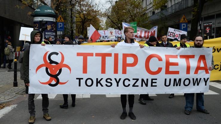 Państwa UE nie porozumiały się ws. zgody na podpisanie CETA