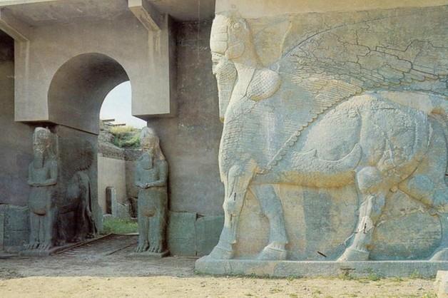 UNESCO: niszczenie Nimrud zbrodnią wojenną