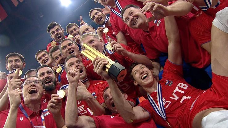 Eurovolley 2017: Ceremonia wręczenia medali