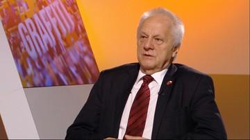 """26-05-2017 09:36 """"Chodzi o polityczną grę, podlizywanie się Rydzykowi"""". Niesiołowski o decyzji Sejmu ws. pigułki """"dzień po"""" na receptę"""