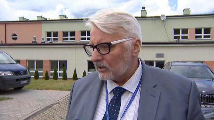 Szef MSZ napisał do Timmermansa. Broni m.in. wysłania sędziego Biernata na zaległy urlop