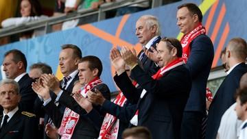 Prezydent Duda mecz Polska-Niemcy obejrzy w Berlinie