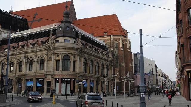 Wrocław - znaleziono bombę z czasów II wojny światowej; ewakuacja mieszkańców