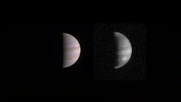 28-08-2016 06:46 Sonda Juno po raz pierwszy zbliżyła się do Jowisza