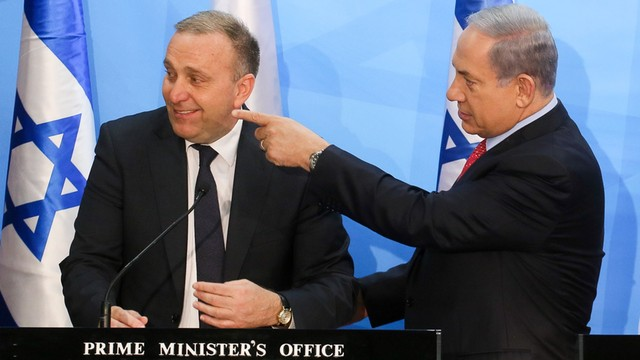 Schetyna z wizytą w Izraelu - Polska będzie wspierać rozmowy pokojowe