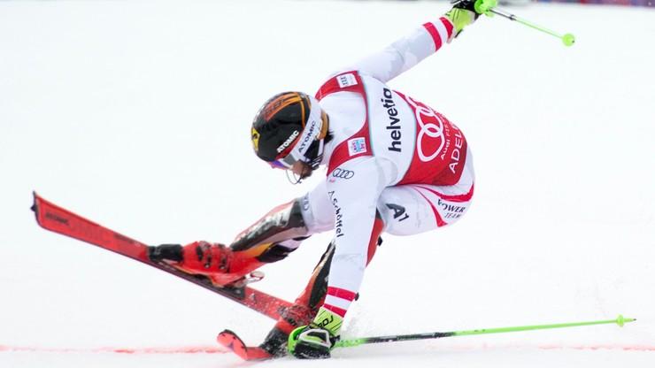 Alpejski PŚ: Kolejny triumf Hirschera