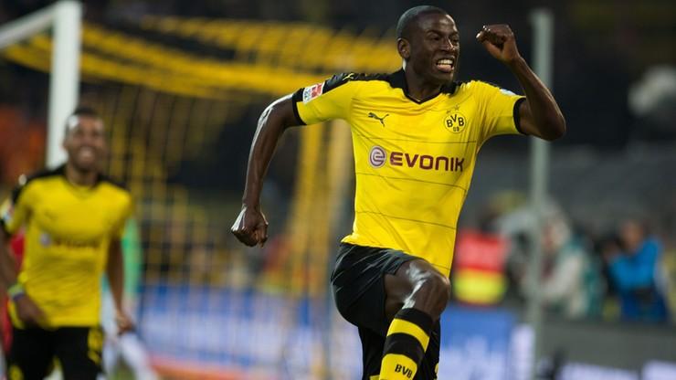 Borussia Dortmund wygrała po dreszczowcu!