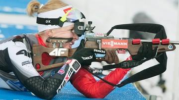 2015-11-08 Biathlonowa reprezentacja Polski rozpoczęła treningi w Dombas