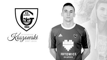 22-08-2016 13:13 Były piłkarz GKS-u śmiertelnie raniony nożem w centrum Katowic
