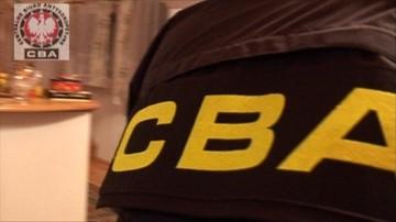 04-02-2016 13:28 CBA: kontrakt z NFZ za ponad pół mln zł łapówki, trzy osoby zatrzymane