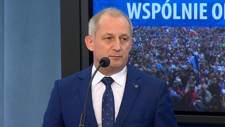 PO chce informacji rządu nt. opinii KE o stanie praworządności w Polsce