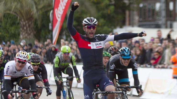 Matteo Pelucchi zwycięzcą kolarskiego Trofeo Palma