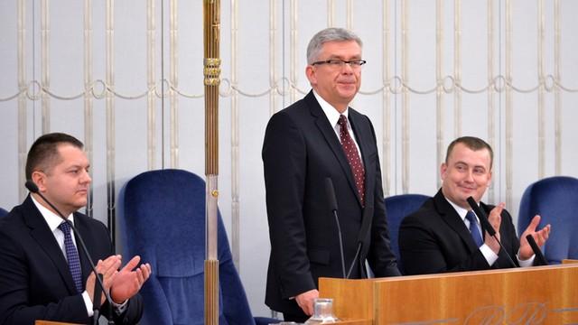Stanisław Karczewski został marszałkiem Senatu