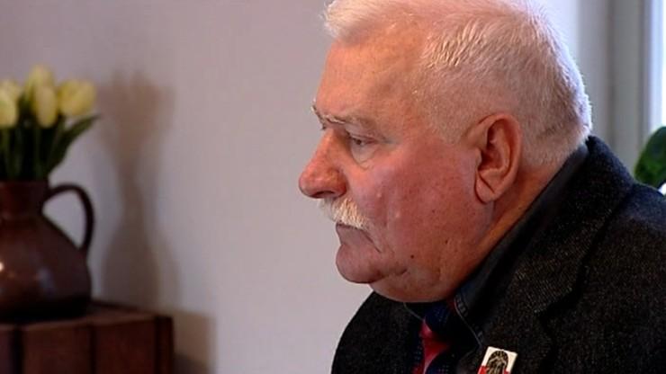 """""""Zapomniano, że niebiosa zawsze mi pomagały"""". Wałęsa pisze na Facebooku"""