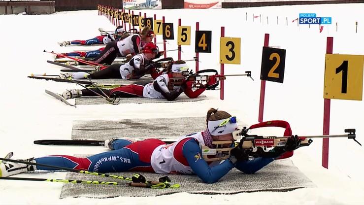Obszerny reportaż z Mistrzostw Polski w biathlonie