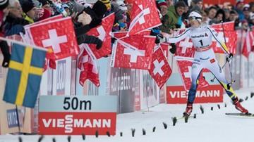 2016-12-31 Tour de Ski: Nilsson i Ustiugow najlepsi w sprintach techniką dowolną
