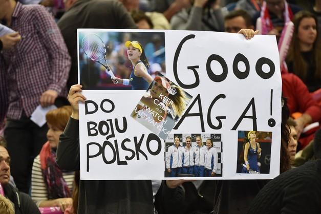 Fed Cup: Polki zagrają ze Szwajcarkami w barażach