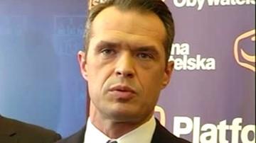 Nie jest w polityce, jest w biznesie. Schetyna o obywatelstwie ukraińskim Nowaka