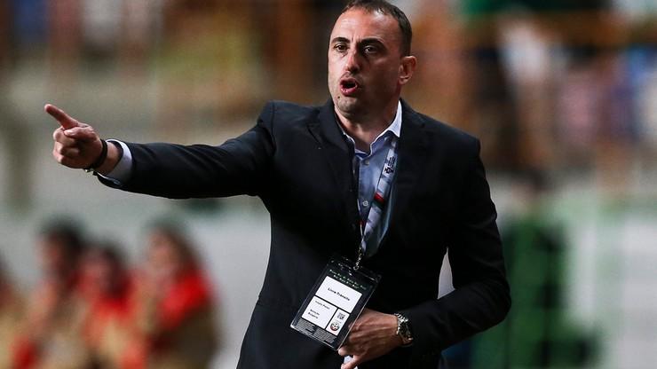 Trener reprezentacji Bułgarii podał się do dymisji