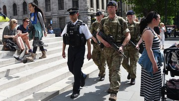 24-05-2017 16:20 Brytyjska policja prowadzi śledztwo ws. siatki terrorystycznej