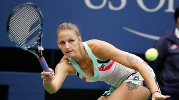2017-09-15 Pliskova zakończyła współpracę z trenerem