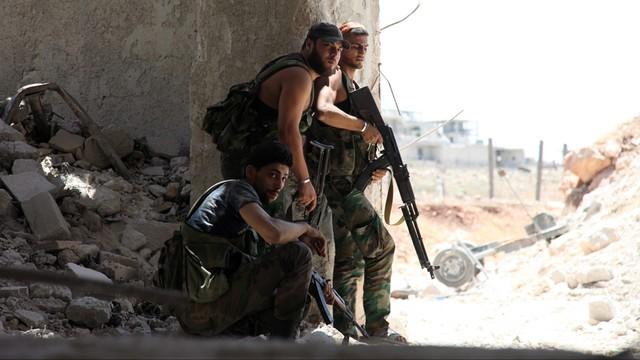 Syria: rebelianci twierdzą, że odparli ofensywę armii na południu Aleppo