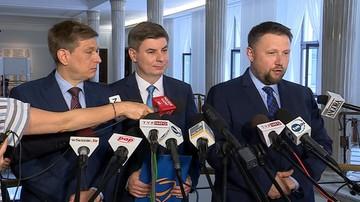 """26-06-2017 15:49 Kierwiński: komisja weryfikacyjna to """"sąd ludowy"""" PiS"""