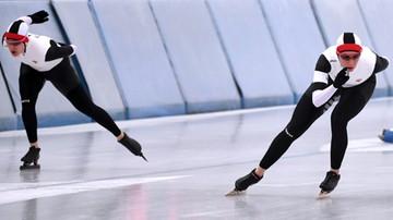 2016-12-17 MP w łyżwiarstwie szybkim: Złote medale Czerwonki, Czyszczoń, Bródki i Wielgata