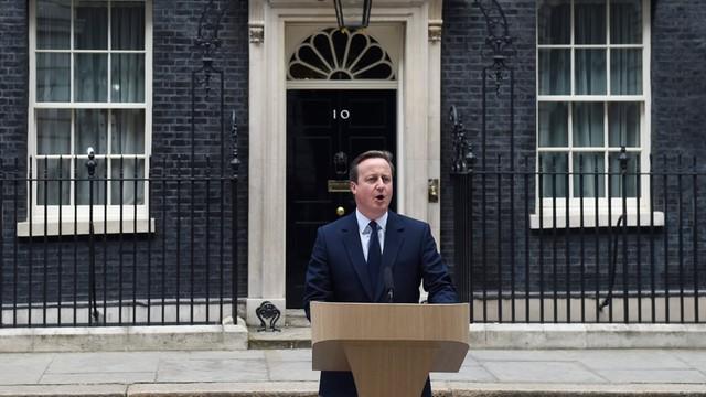 Cameron nie żałuje zarządzenia referendum