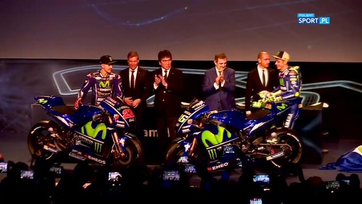 MotoGP: W Madrycie odbyła się prezentacja nowego modelu Yamahy