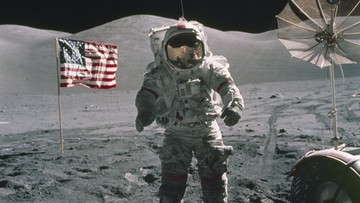 16-01-2017 21:33 Nie żyje astronauta, który jako ostatni stanął na Księżycu