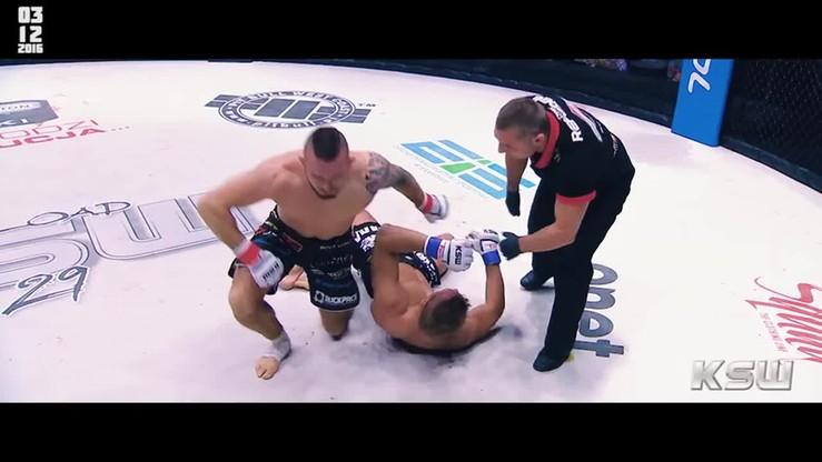 2016-11-23 KSW 37: Borys Mańkowski vs John Maguire - zapowiedź walki