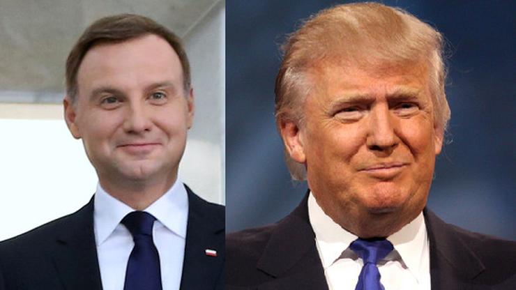 Rozmowa telefoniczna Trump-Duda. Polski prezydent zaproszony do USA