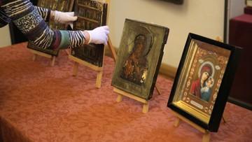 Ikony z przemytu wzbogaciły zbiory Muzeum Warmii i Mazur