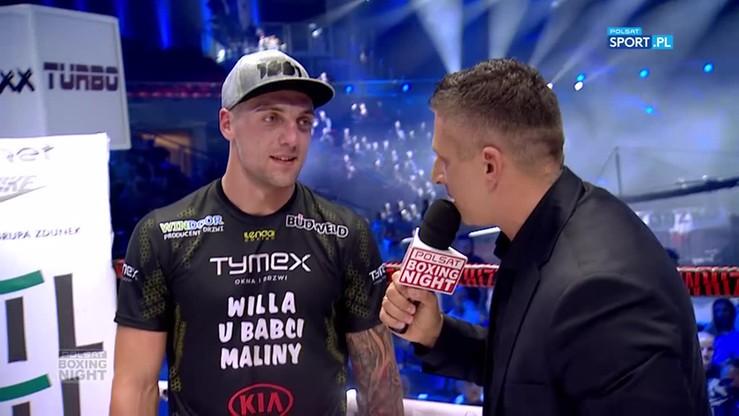 Balski: Mogę wrócić na ring i raz jeszcze pokazać, że jestem lepszy