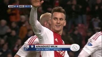 2015-12-05 Siódmy gol Milika w lidze oraz zmarnowany rzut karny! (WIDEO)