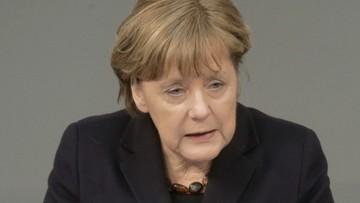 """17-02-2016 15:49 Merkel: """"należy kontynuować politykę opartą na porozumieniu UE z Turcją"""""""
