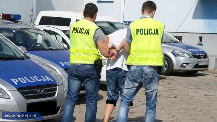 Akcja policji przeciw pedofilom. Zatrzymano 12 osób