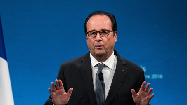 Francja: Hollande nie wystartuje w wyborach prezydenckich