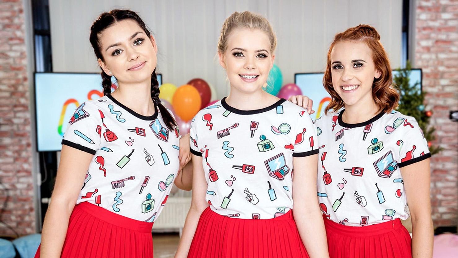 """Poznaj bliżej trzy kolorowe dziewczyny z """"My3"""" - Polsat.pl"""