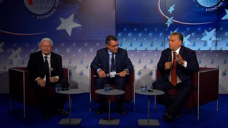Viktor Orban z wizytą w Warszawie. Spotka się z Jarosławem Kaczyńskim