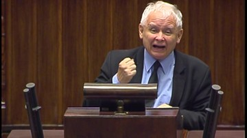 Komisja etyki nie rozpatrzyła wniosku o ukaranie Jarosława Kaczyńskiego. Prezes PiS nie stawił się