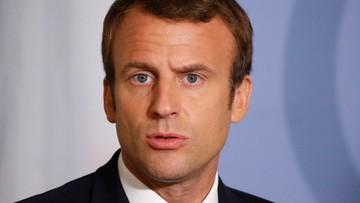 29-08-2017 20:57 Sondaż: większość Francuzów nie ufa Macronowi